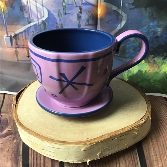 Disney Teacup Alice In Wonderland coffee mug